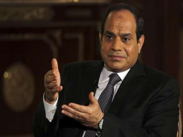Egypt's Sisi to criminalize defamation of revolutions