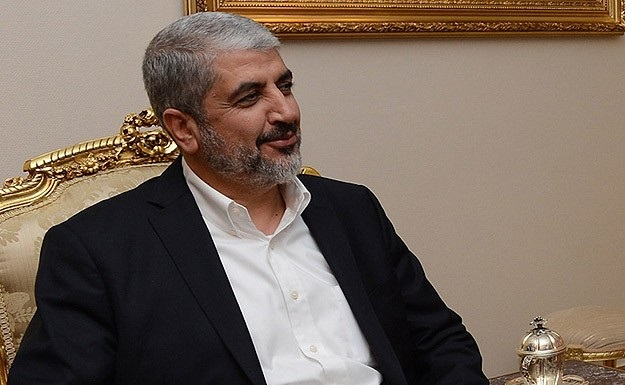 Hamas chief says to step down next year