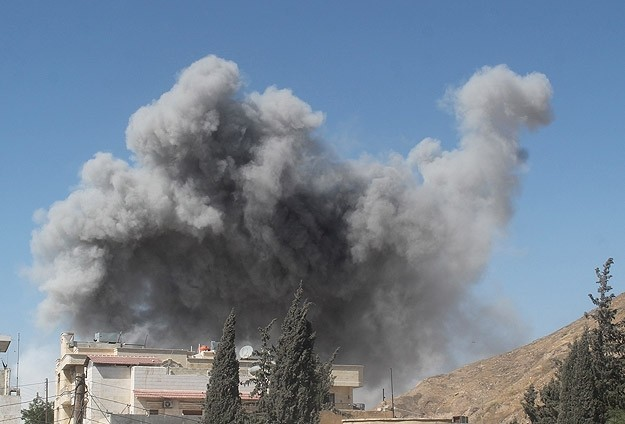 3 Lebanese troops injured in Arsal bomb blast