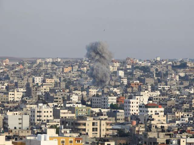 UK minister warns Israel Western opinion is turning against it over Gaza