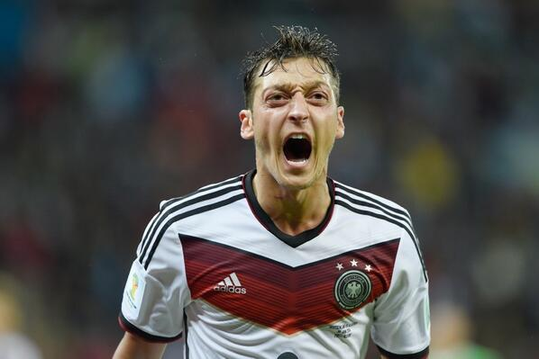 Ozil quits Germany side after 'racism'