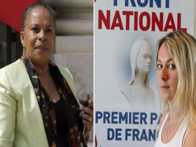 France far-right candidate jailed for calling black minister a chimp