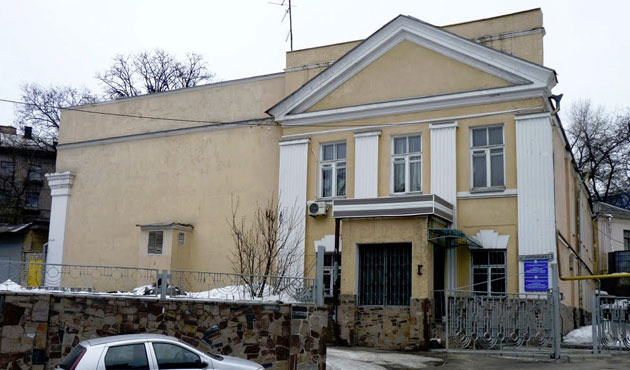 Jewish mayor in Ukraine to reopen Soviet-era mosque