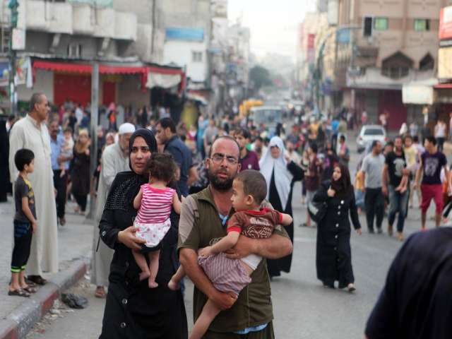 UNRWA says running out of food, drugs for displaced Gazans