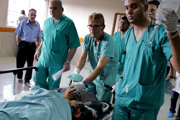 Gaza doctor to Obama: Do you have a heart?