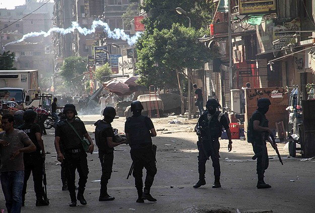 Rebel group claims killing of 21 Egyptian border guards
