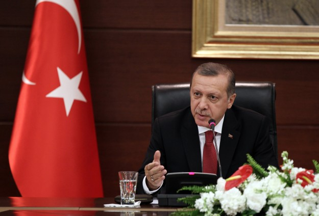 Syria behind IS attacks in Iraq, says Turkish president