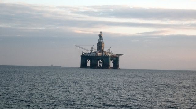 Turkey monitoring Greek Cypriot oil and gas exploration