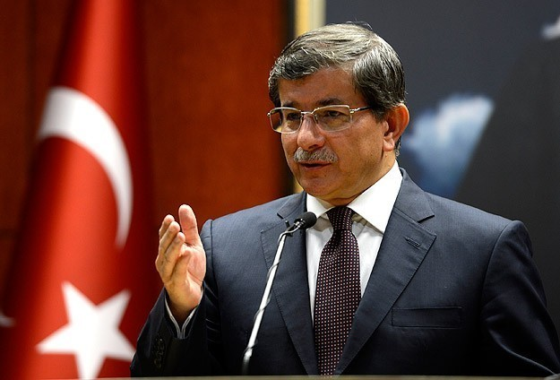 PM Davutoglu: Syrian regime biggest threat to stability