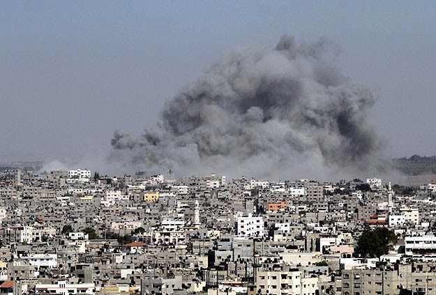 Turkey wants UN observers in Gaza to monitor truce