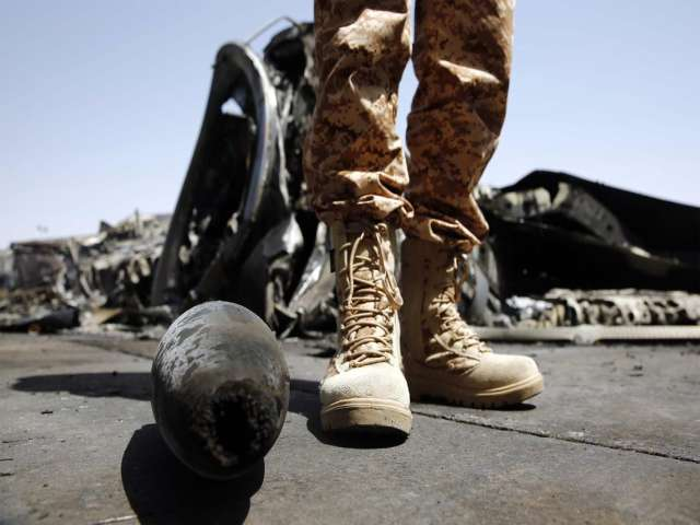 US, European powers call for ceasefire in Libya
