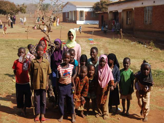 Malawi Muslims pray for peaceful co-existence