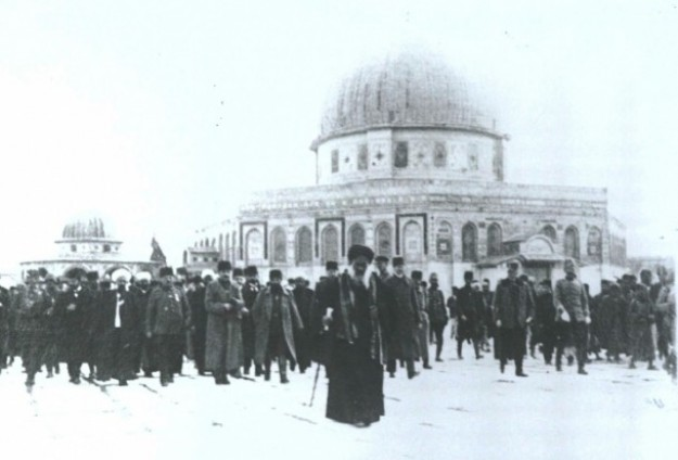Turkish Historical Society releases rare WWI photos