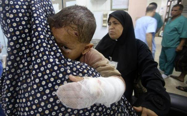 Gaza's critical patients' lives 'at risk' amid strike