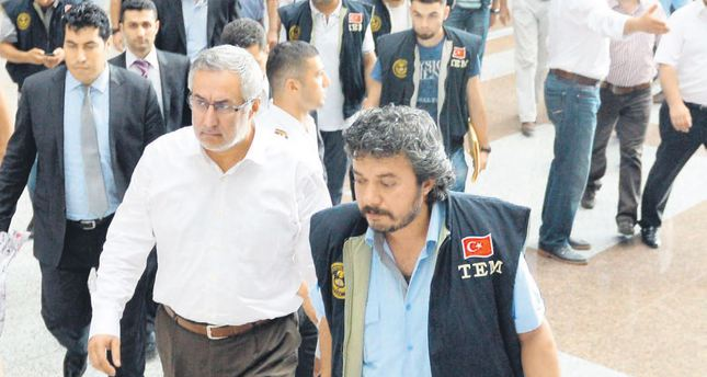 Turkey jails eleven officers over wiretapping scandal