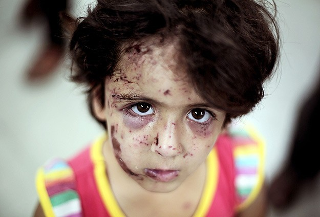 Children pay heavy price in Israel's Gaza onslaught