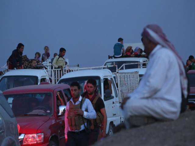 U.S. removes some staff from consulate in northern Iraq