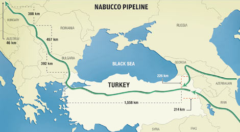 Iran to provide Europe with alternative to Russian gas