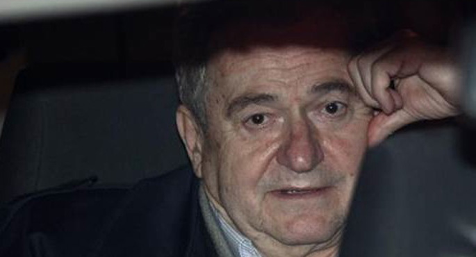Germany charges former Yugoslavia spy chief