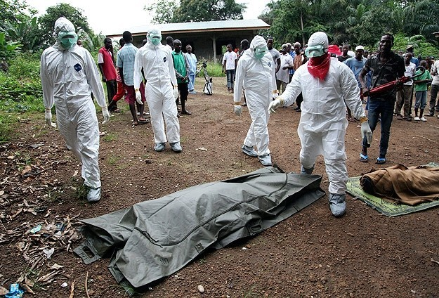 Sierra Leone lockdown will not help halt Ebola - MSF