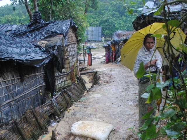 UN concerned about Myanmar's ethnic, religious tensions