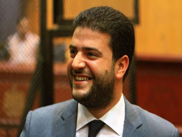 Egypt to probe Morsi's son for insulting coup regime