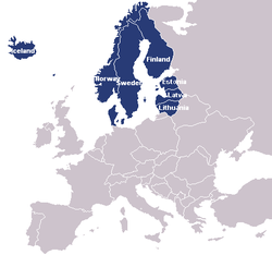 Baltic, Nordic countries become independent in energy