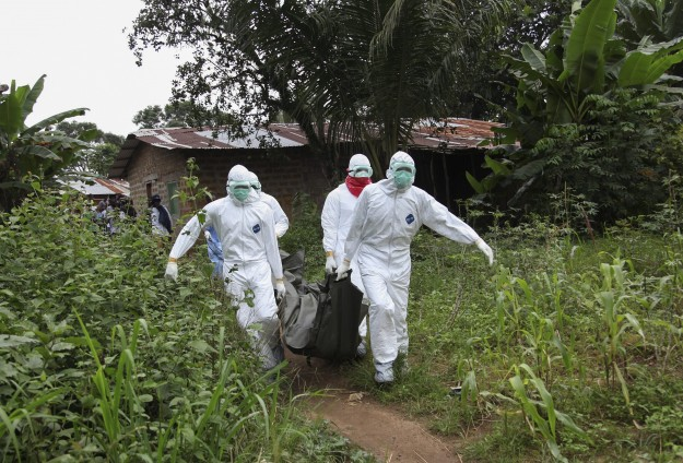Lack of leadership hurts Ebola fight in West Africa -MSF