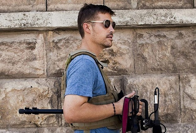 Kidnappers free US journalist missing in Syria -UPDATED