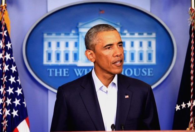 Obama vows continued air strikes in Syria
