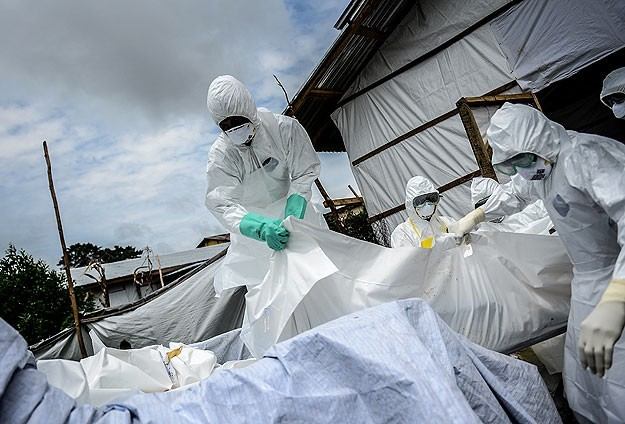 Eight dead in attack on Ebola team in Guinea