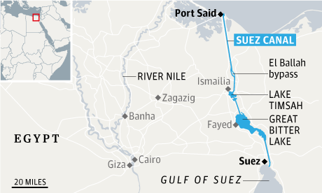 Egypt army could play role in new Suez industrial hub