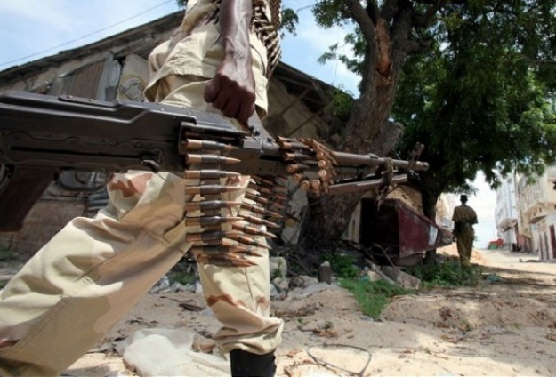Kenyan troops seize al-Shabaab base in Somalia