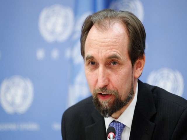 UN rights boss says discussing visit to Tibet with Chinese