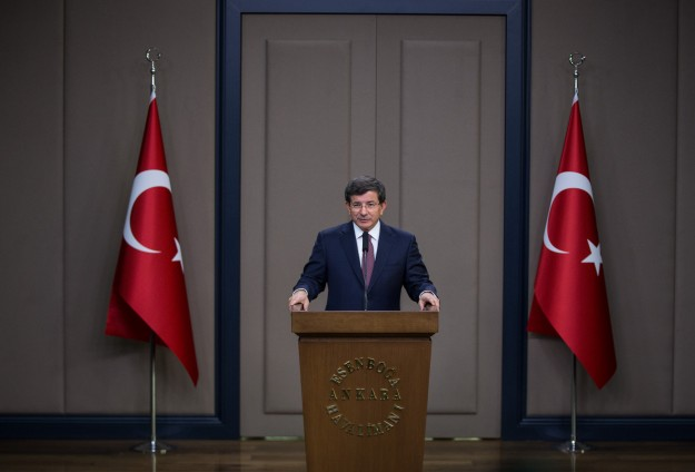 Vandalism aims to mar state authority: Turkish PM