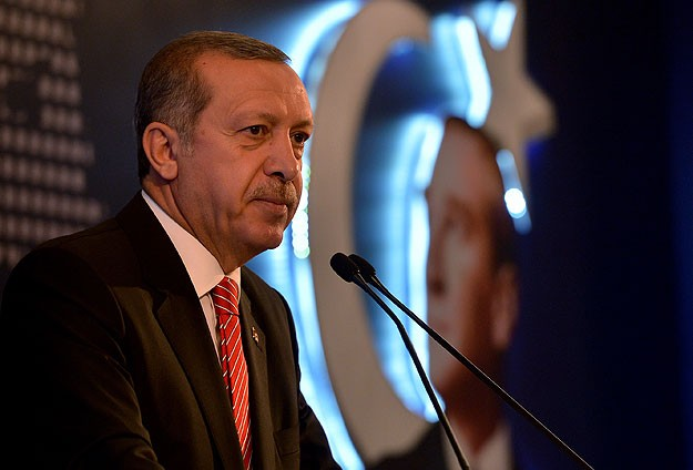 Protests target solution process: Turkish president