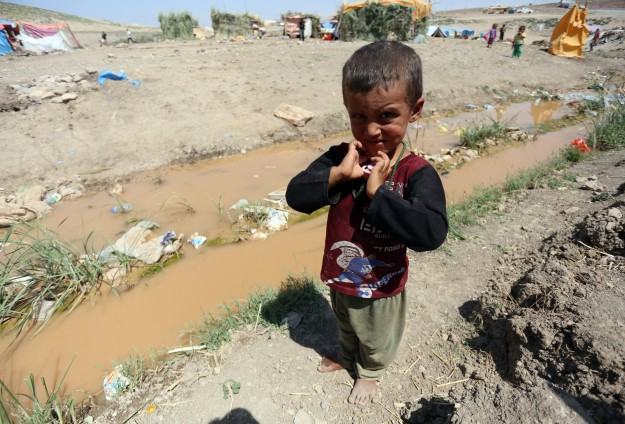 Millions of children devastated by conflict in 2014