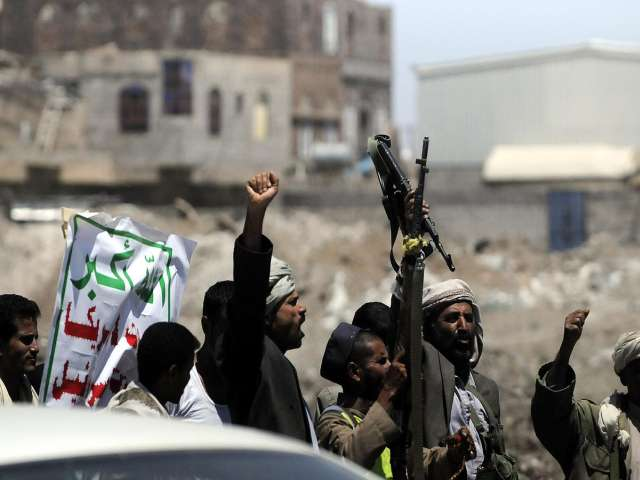 Fear and anger in Sanaa over Saudi-led strikes