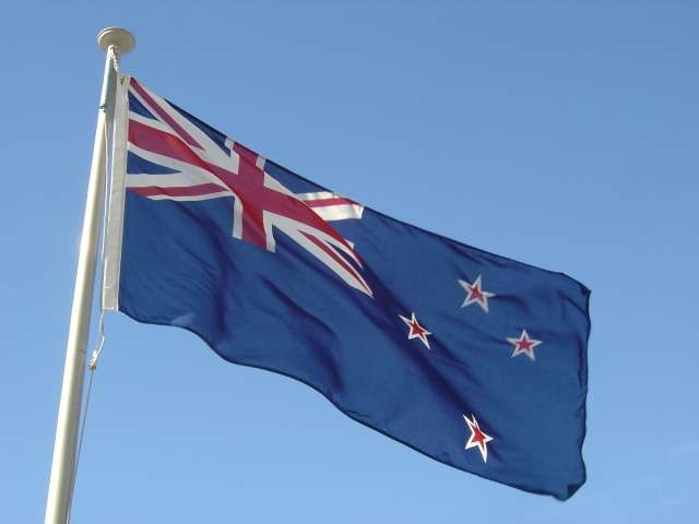 New Zealand prime minister aims for flag change vote