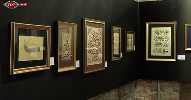 Istanbul hosts largest meeting of calligraphers