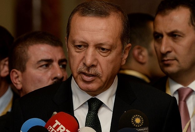 Turkey's Erdogan welcomes airstrikes on ISIL