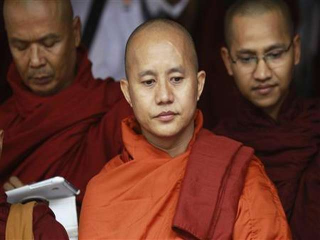 Myanmar, Sri Lanka Buddhists in anti-Muslim pact