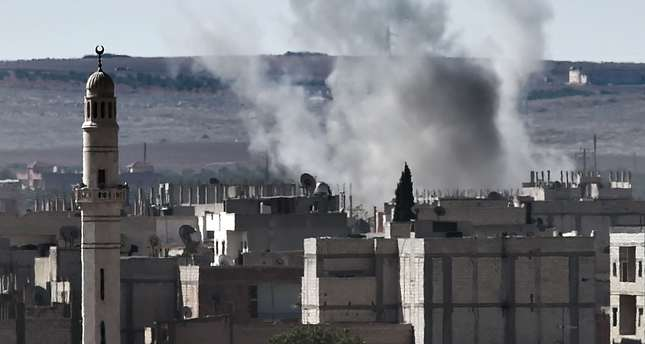 Turkish border town evacuated amid shelling from Syria