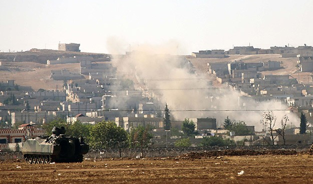 Thousands 'will most likely be massacred', U.N. warns, as ISIL push into Kobani