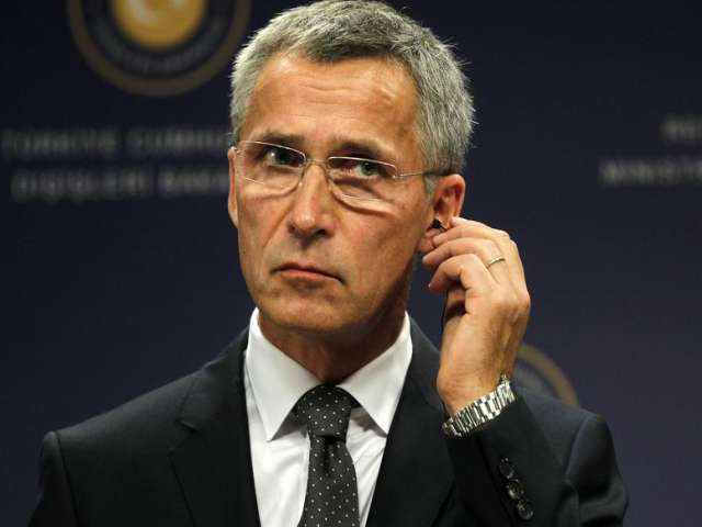 NATO not trying to isolate Russia, alliance chief says