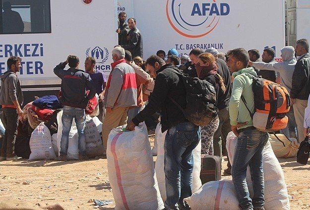 Turkey the country that aided Ezidi minority most, AFAD