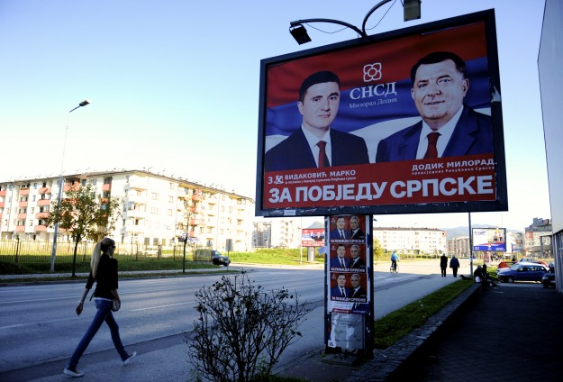 Nationalists with divided goals extend hold over Bosnia