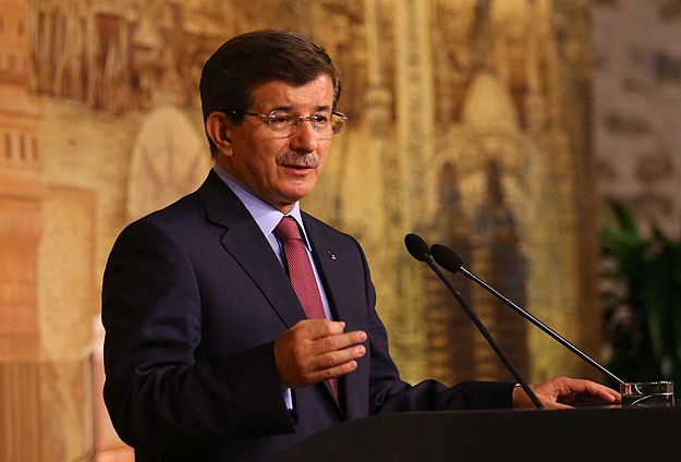 Solution process is historic and strategic: Turkish PM