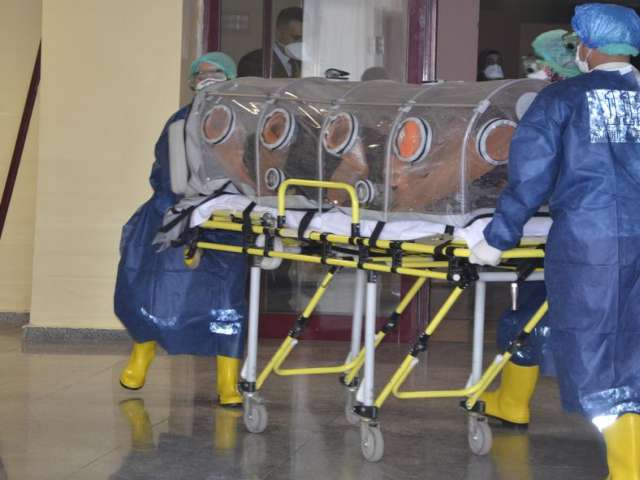 Third Turk hospitalized for suspected MERS case -UPDATED