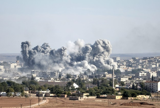 Kobani defense is every Syrian's duty: SNC head